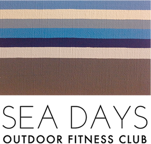 SEA DAYS OUTDOOR FITNESS CLUB LOGO